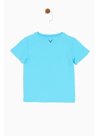 Nebbati Tişört Mavi